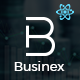 Businex - React Corporate Business Template - ThemeForest Item for Sale