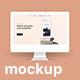 Clay Desktop Mockups - GraphicRiver Item for Sale