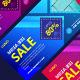 Fashion Sale Facebook Page Cover Design - GraphicRiver Item for Sale