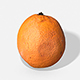 Fruit Orange - Photoscanned PBR - 3DOcean Item for Sale