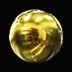 World Globe Gold - 3DOcean Item for Sale