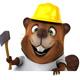 Fun beaver - GraphicRiver Item for Sale