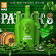 Saint Patrick's Day Template - GraphicRiver Item for Sale