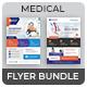 Medical Flyer Bundle 04 - GraphicRiver Item for Sale