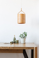 Wooden Lamp Over the Table - PhotoDune Item for Sale
