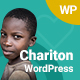 Chariton - NonProfit Charity WordPress Theme - ThemeForest Item for Sale