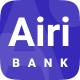 AiriBank - Finance Mobile App UI KIT - ThemeForest Item for Sale