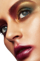 Young woman with fantasy bright make up - PhotoDune Item for Sale