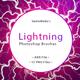 Lightning - Photoshop Brushes - GraphicRiver Item for Sale