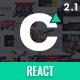 CiyaShop - Multi-Purpose eCommerce React Template - ThemeForest Item for Sale