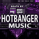 Bouncy Hip-Hop Logo