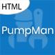 PumpMan – Plumber Website HTML Template - ThemeForest Item for Sale