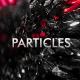 Black Rock Particles. 5 Color Presets. - VideoHive Item for Sale