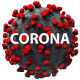 Corona Virus for Element 3D & Cinema 4D