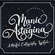 Manic Astagina - GraphicRiver Item for Sale