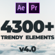 TG Library // 4300+ Motion Graphics Elements - VideoHive Item for Sale