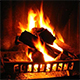Crackling Fire Loop - AudioJungle Item for Sale