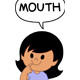 Kid Mouth - GraphicRiver Item for Sale