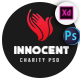 Innocent - Nonprofits Charity PSD & XD Template - ThemeForest Item for Sale