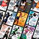 10 Fitness Flyers Bundle Templates - GraphicRiver Item for Sale