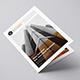 Real Estate Corporate Bifold Brochure - GraphicRiver Item for Sale