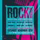 Indie Rock Flyer Template V10 - GraphicRiver Item for Sale