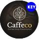 Caffeco Coffe Shop Keynote Template - GraphicRiver Item for Sale