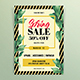 Spring Sale Flyers Template - GraphicRiver Item for Sale