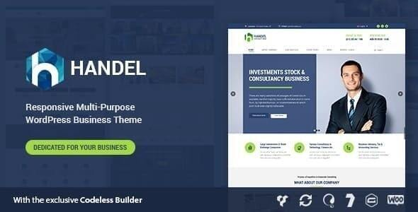Handel - Consulting WordPress