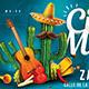 Mexico Cinco de Mayo Flyer - GraphicRiver Item for Sale