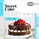 Elegant Cake Menu - VideoHive Item for Sale