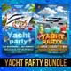 Yacht Party Bundle - GraphicRiver Item for Sale