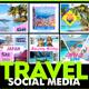Social Media Promo - TRAVEL - VideoHive Item for Sale