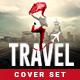 Travel Instagram Banner Set - 05 Designs - GraphicRiver Item for Sale