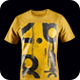 Ghosted T-Shirt Mockup - GraphicRiver Item for Sale