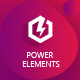 Power Elements - Addon for Elementor Page Builder WordPress Plugin