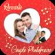 Couple Photo Frames : Couple Love Dual Photo Frames, Love Frame - Android App + Admob Integration