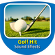 Golf Hit Sounds