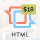 MateBook - Social Network HTML Template - ThemeForest Item for Sale