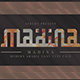 Madina Arabic Modern Font - GraphicRiver Item for Sale