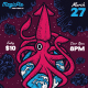 Space Squid Indie Rock Flyer - GraphicRiver Item for Sale