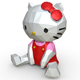 Hello kitty figure - 3DOcean Item for Sale