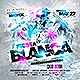 Fiesta Blanca White Party Flyer - GraphicRiver Item for Sale