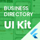 Business Directory, Listing Flutter App UI Kit - CodeCanyon Item for Sale