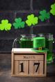 St. Patricks day green beer - PhotoDune Item for Sale