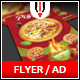 Pizza Restaurant / Flyer - GraphicRiver Item for Sale