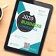 E-Book Conference Agenda - GraphicRiver Item for Sale