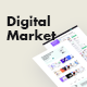 Marketspot - Digital Marketplace Template for Creative Shops - ThemeForest Item for Sale
