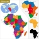 Africa Map - GraphicRiver Item for Sale