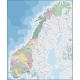 Norway Is a Country in the Scandinavian Peninsula - GraphicRiver Item for Sale